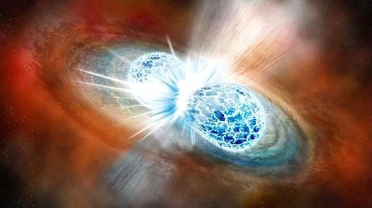 《科学》评选2017最重要科学突破:双中子星碰撞