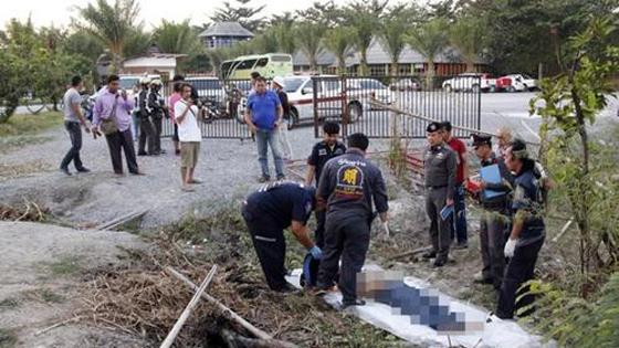 泰媒:游客恶作剧激怒大象 中国领队被踩身亡!