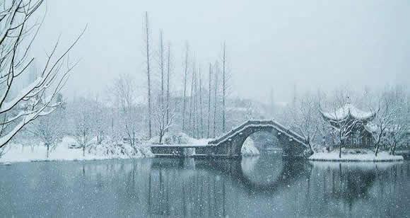 文人墨客笔下的冬天有多冷?