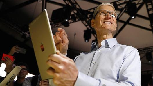 苹果获无人自主导航专利 库克称是苹果AI项目之母