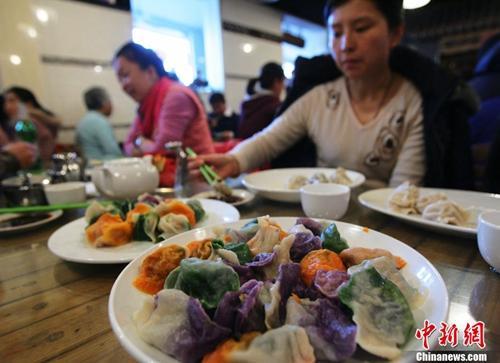 羊膏美味饺子香:你的冬至味觉记忆里都有啥?