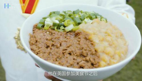外媒:两个中国人用一碗面征服了英国人的胃