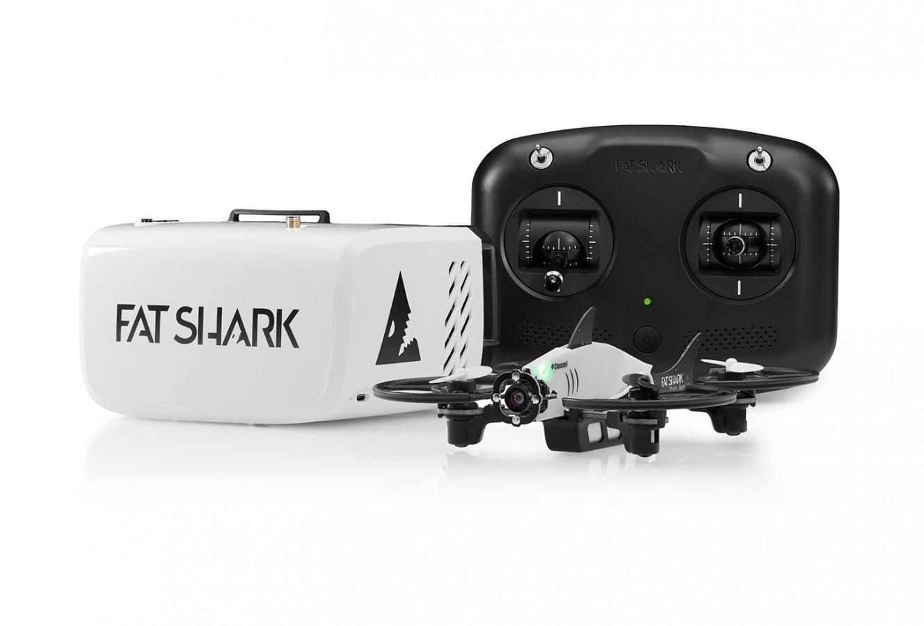 Fat Shark 推出首款自有品牌竞速无人机 Fat Shark 101