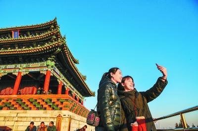 北京供暖36天好天儿32个 PM2.5浓度形同非采暖季