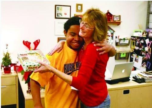 圣诞节来临 美国家长如何给老师送礼