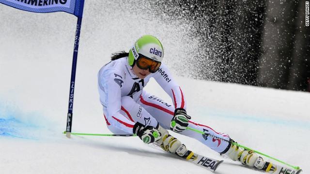 美国滑雪名将再获世界杯金牌 豪言平昌拿牌无压力