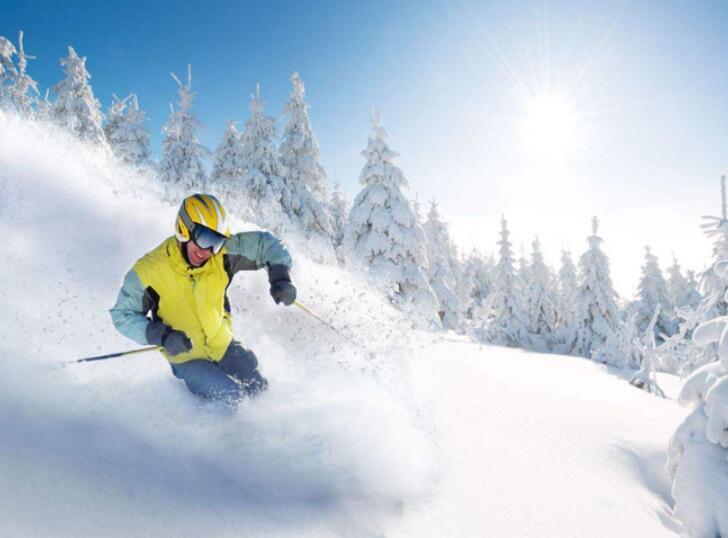 滑雪去!多地雪场开张 怕撞不怕摔记住滑雪交规