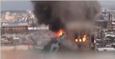韩国堤川一8层建筑起火 已致29人死亡