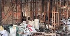 杭州保姆纵火豪宅室内首曝光:3600万江景房只剩一片废墟