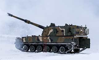 这个北欧强国买了韩国火炮