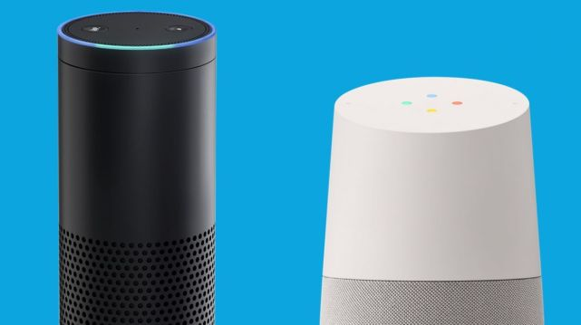 亚马逊Echo对比Google Home谁是最佳智能音箱?