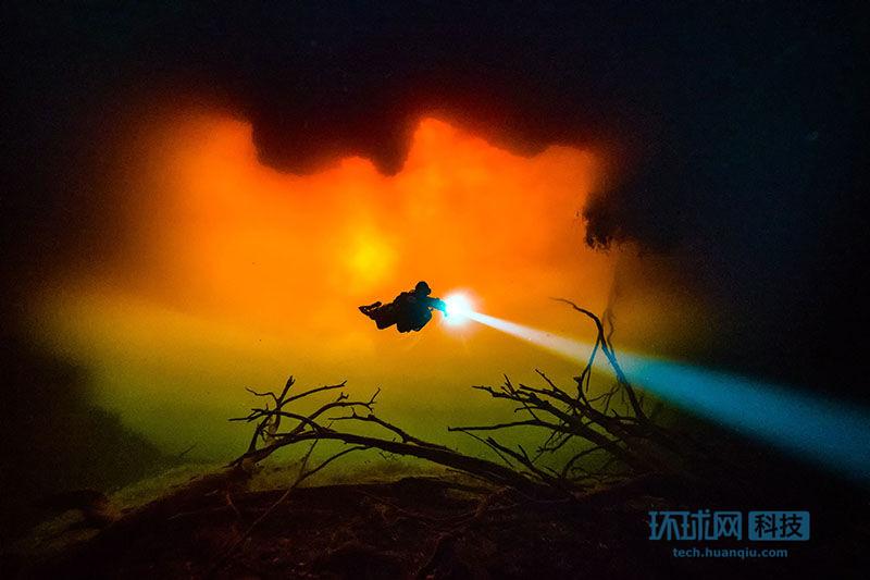 惊艳了世界:《Nature》评2017年度最佳科学摄影