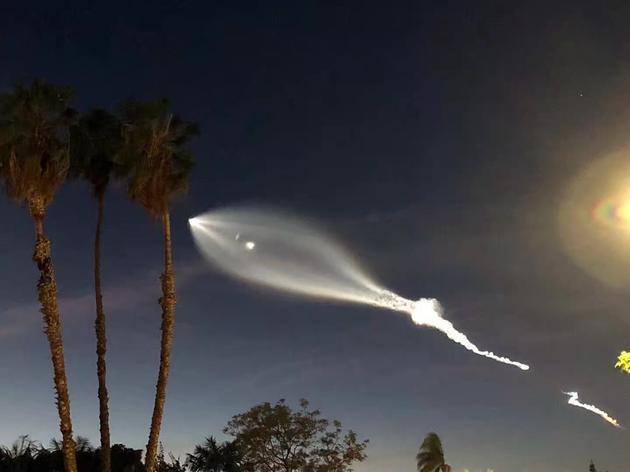 今年火箭发射次数创纪录 SpaceX明年要送人上太空
