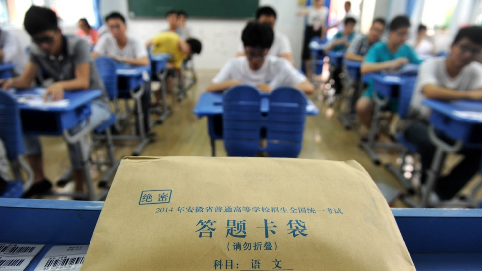 中国学生太苦!机器人有望解放高考生助其提高成绩