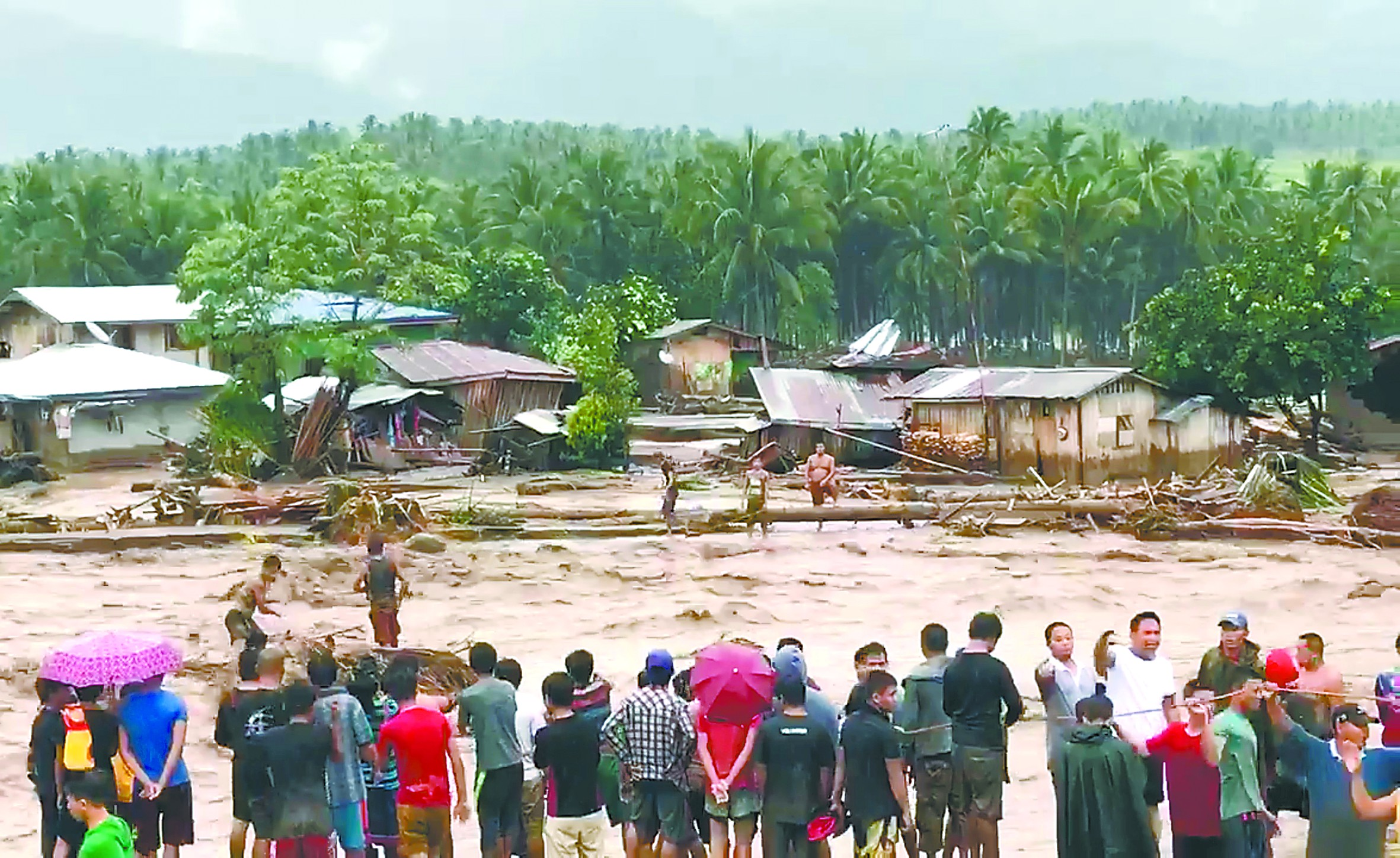 菲律宾热带风暴已致200人死亡