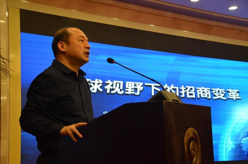 杨建国:2018年县市招商究竟该怎么办