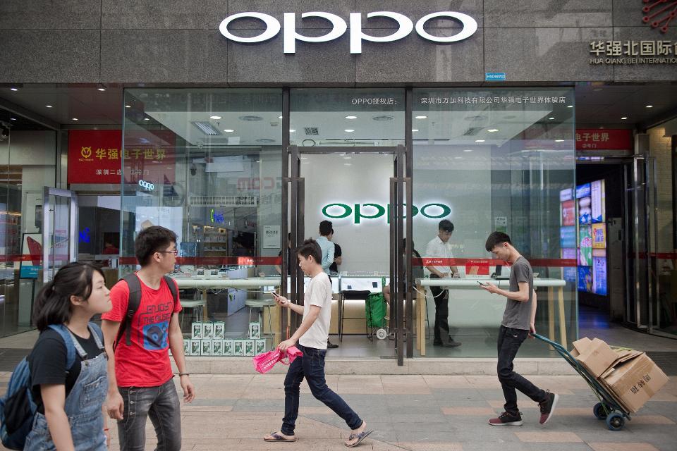 富比士观注中国手机崛起:Oppo理念不同于乔布斯