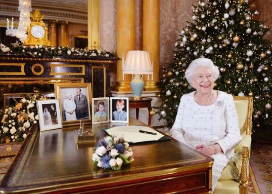 英女王圣诞将致辞 感谢丈夫支持强调家庭重要性