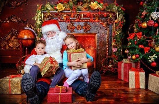 研究称85%的4岁儿童相信有圣诞老人存在