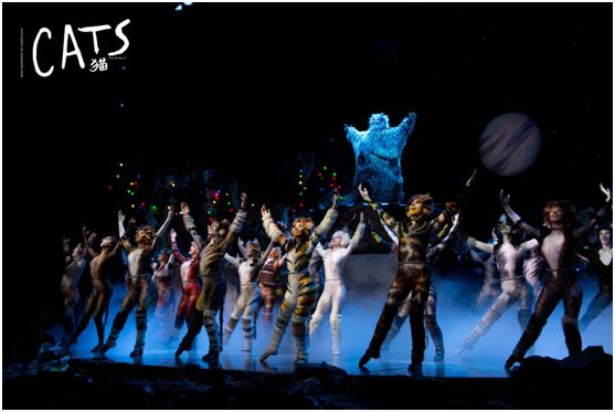 音乐剧《猫》再度升温 北上深创三千万票房佳绩