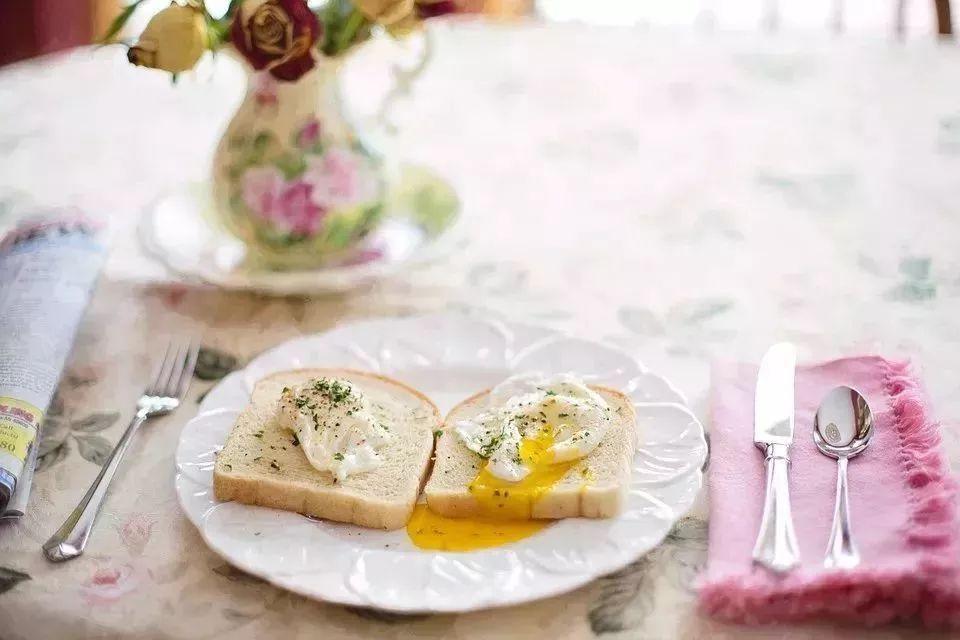 美味早餐唤醒一天元气~