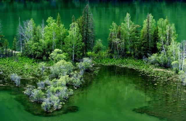 美国CNN评选出中国最美40个景点,看看有没有你的家乡?