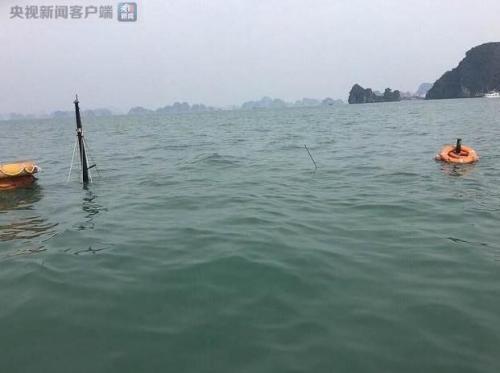 媒体:越南一驳船与一艘游船相撞 船上31名中国游客获救