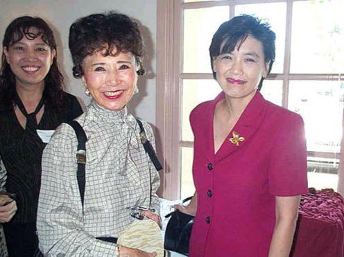 美媒:美国首位华裔州务卿逝世 华人参政楷模屹立政坛30年