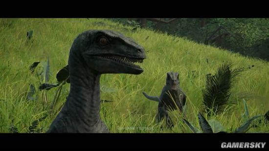 《侏罗纪世界:进化》新预告