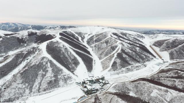 单板滑雪世界杯崇礼落幕 北京冬奥赛场值得信赖