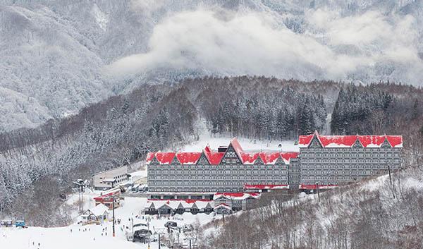 盘点日本长野县滑雪场 领略百年历史滑雪胜地