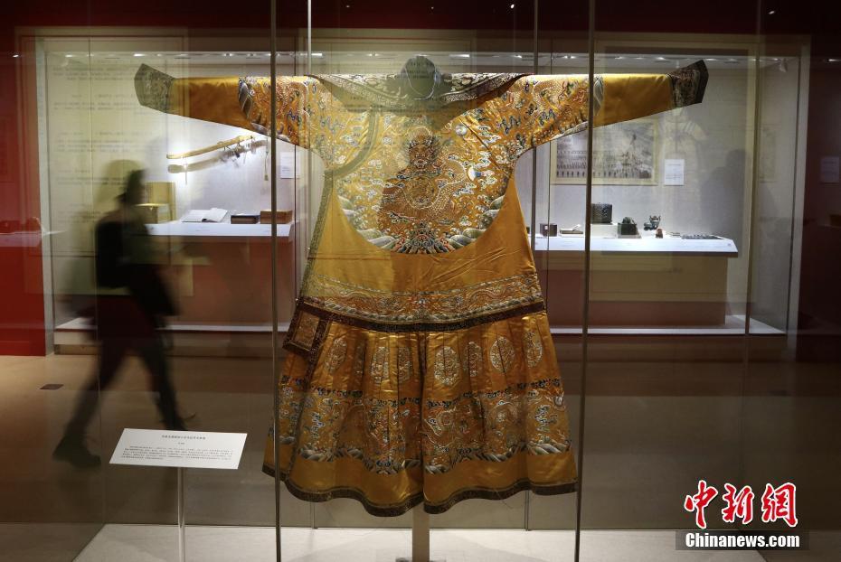 故宫279件文物亮相南京博物院