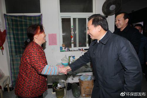 环保部走访京津冀及周边供暖:不让一户挨冻
