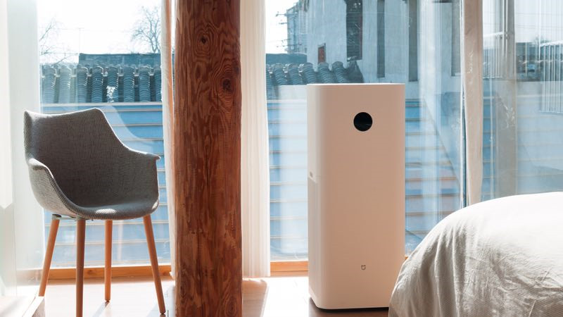米家空气净化器 MAX图赏:1000 CADR+超强静音