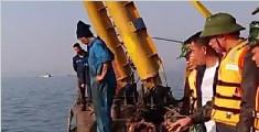 越南下龙湾两船相撞 31名中国游客获救