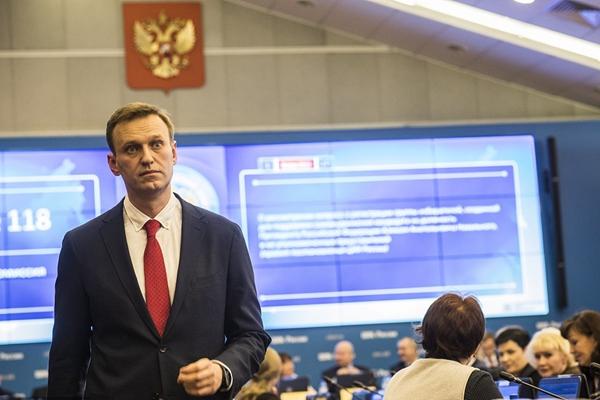普京最大政敌被禁参选 曾称一定能赢