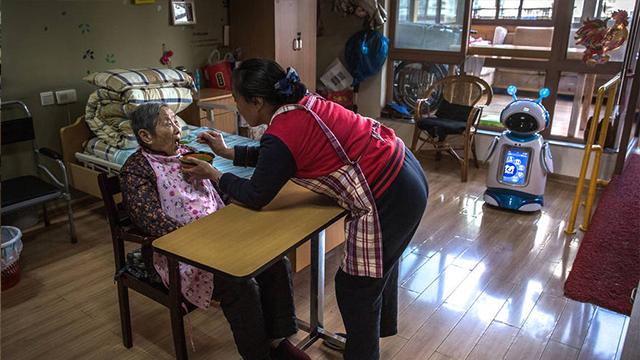 亚洲老龄化催生社会危机 我们还能为迟暮之族做些什么?