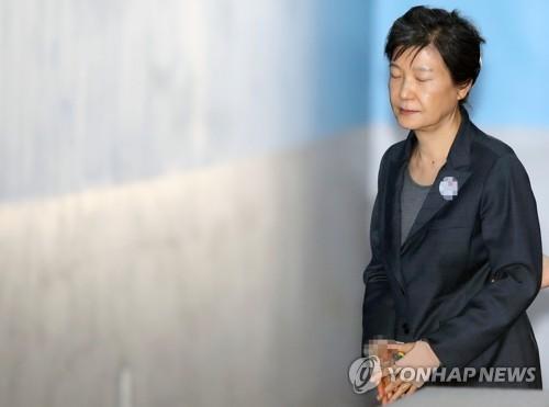 拒绝陈述! 韩检方上门调查朴槿惠计划落空