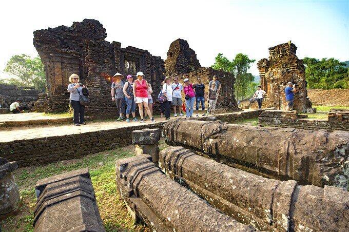 越南计划到2020年吸引两千万外国游客旅游