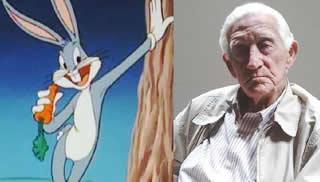 兔八哥之父去世 曾参与制作多部经典动画片