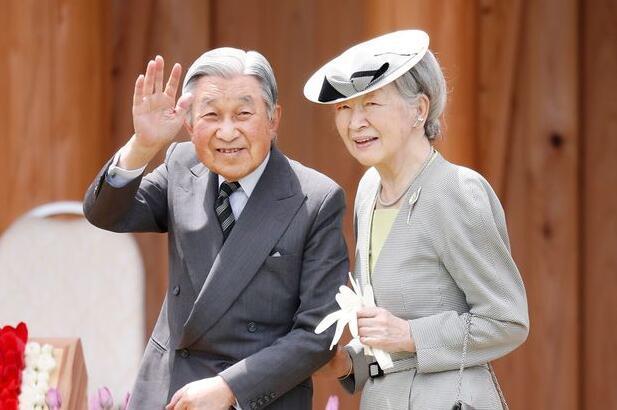 日本将安排65人专职辅佐退位后的天皇夫妇