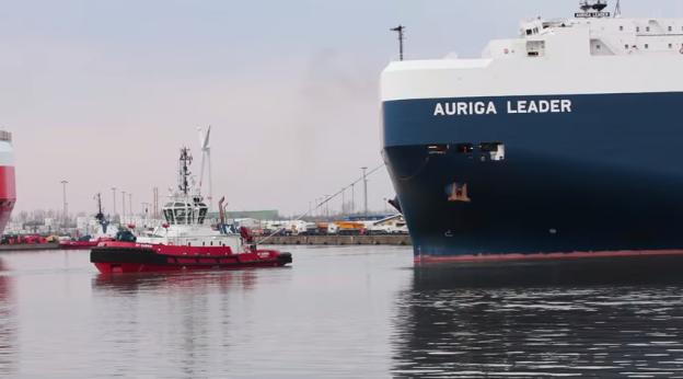新行业应用:无人机辅助拖船作业,让船员更安全