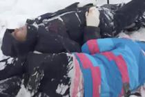 俄夫妇玩蹦极出意外 绳索过长摔成重伤