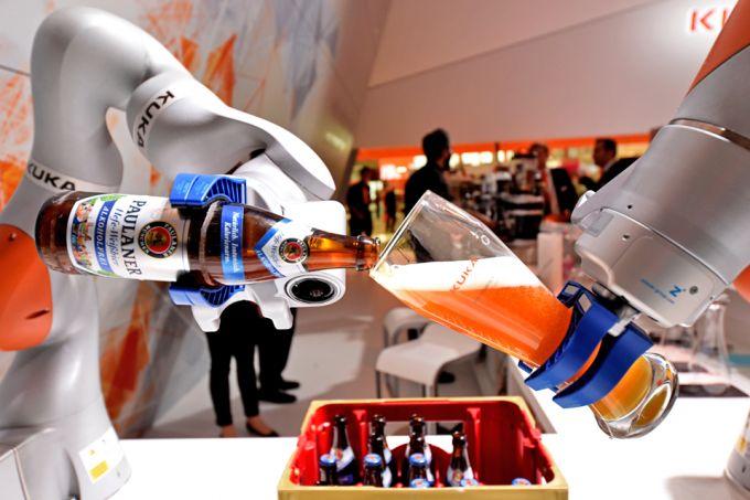 德国机器人巨头库卡的中国梦:成为市场的领头羊