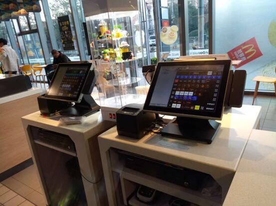 海信智能商用正式成为麦当劳中国收款机供应商