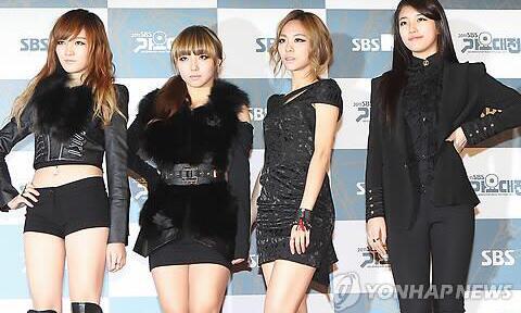 JYP官方宣布韩国女团miss A正式解散