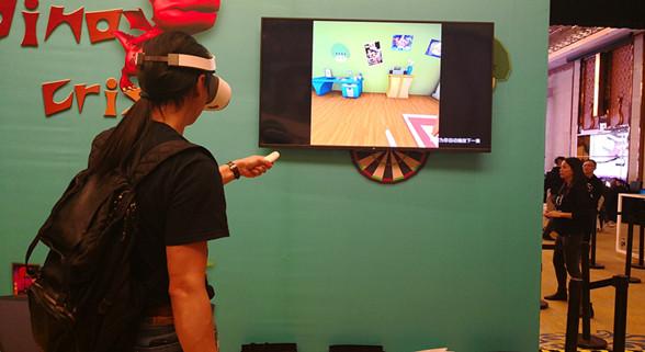 【道听图说】这只小鸟看到了什么VR新动向?
