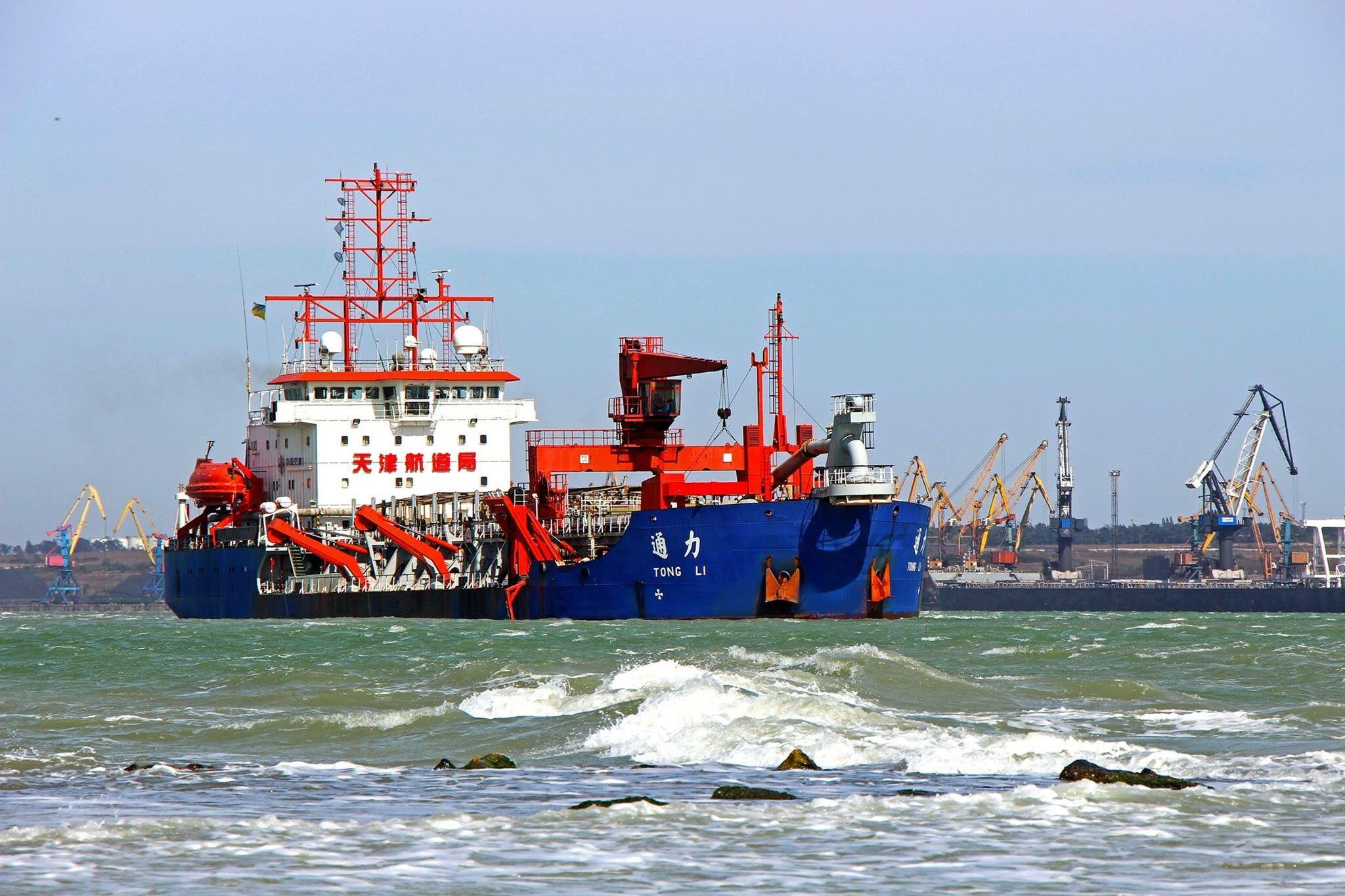 """为""""中国速度""""代言!乌南方港疏浚项目即将竣工"""