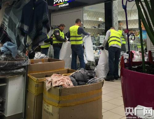媒体:波兰开展大规模专项稽查 当地华商受损严重