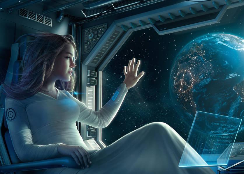 科学家正研制宇宙级无人机群 人类殖民外星将成现实?